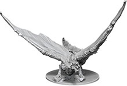 Picture of Dungeons and Dragons Nolzur's Marvelous Miniatures Young Brass Dragon