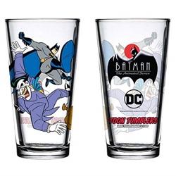 Picture of Batman Joker Animated Series Toon Tumbler