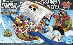 Picture of One Piece Grand Ship Thousand Sunny Flying Model Kit