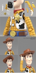 Picture of Toy Story Woody Model Kit