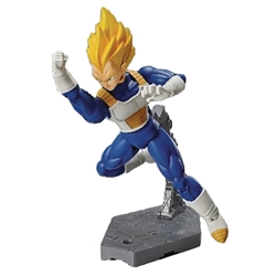 Picture of Dragon Ball Z Vegeta Super Saiyan Figure-rise Model Kit