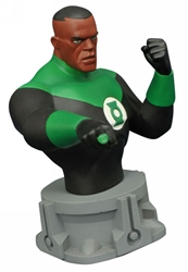 Picture of Green Lantern Justice League Animated Series Bust