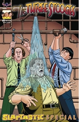 Picture of Three Stooges Slaptastic Special #1