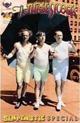 Picture of Three Stooges Slaptastic Special #1 Special Color Photo Cove