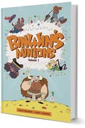 Picture of Binwins Minions GN VOL 01 (C: 0-1-1)
