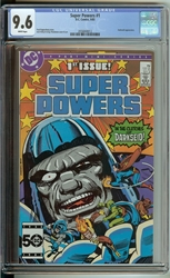 Picture of Super Powers #1
