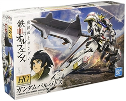 Picture of Gundam Iron-Blooded Orphans Gundam Barbatos HG Model Kit