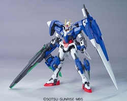 Picture of Gundam 00 00 Gundam Seven Sword/G HG Model Kit