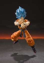Picture of Dragon Ball Super Super Saiyan God Super Saiyan Goku S.H.FiguArts Action Figure