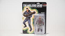 "Picture of Walking Dead Negan Bloody Real Apocalypse Hero 6"" Action Figure"