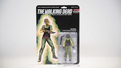 "Picture of Walking Dead Alpha Bloody Real Apocalypse Hero 6"" Action Figure"