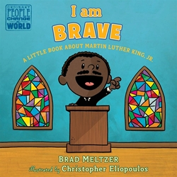Picture of I Am Brave Boardbook