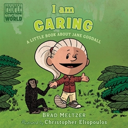 Picture of I Am Caring Boardbook