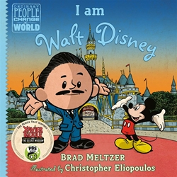 Picture of I Am Walt Disney HC