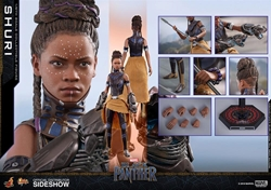 Picture of Black Panther Shuri Hot Toy Sixth Scale Figure