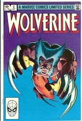 Picture of Wolverine #2