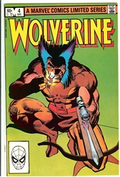 Picture of Wolverine #4