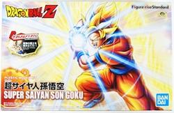 Picture of Dragon Ball Z Goku Super Saiyan Figure-rise Standard Model Kit