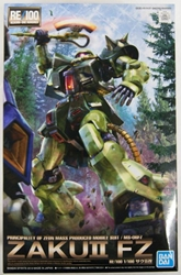 Picture of Gundam 0080 Zaku II FZ Model Kit