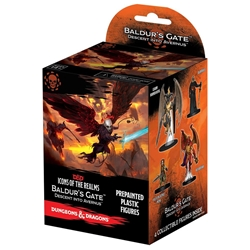 Picture of Dungeons and Dragons Fantasy Miniatures Icons of the Realms Set 12 Baldur's Gate Descent into Avernus Booster
