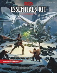 Picture of Dungeons and Dragons RPG Essentials Kit