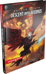 Picture of Dungeons and Dragons RPG Baldur's Gate Descent into Avernus HC