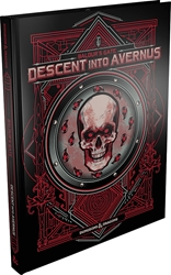 Picture of Dungeons and Dragons RPG Baldur's Gate Descent into Avernus HC Alternate Cover