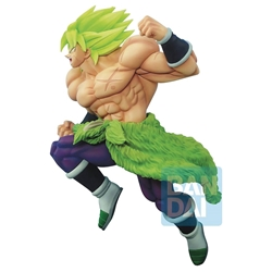Picture of Dragon Ball Super Saiyan Broly Full Power Battle Figure