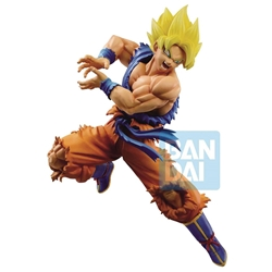 Picture of Dragon Ball Super Saiyan Son Goku Battle Figure