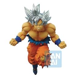 Picture of Dragon Ball Super Saiyan Son Goku Ultra Instinct Z Battle Figure