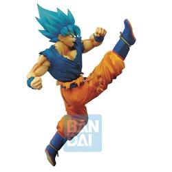 Picture of Dragon Ball Super Saiyan God Son Goku Z Battle Figure