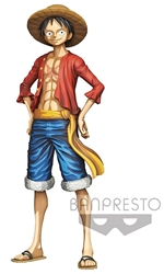 Picture of One Piece Monkey D Luffy Grandista Figure