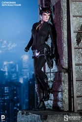 Picture of Catwoman Sixth Scale Sideshow Action Figure Exclusive
