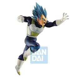 Picture of Dragon Ball Super Saiyan God Vegeta Z Battle Figure
