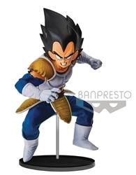 Picture of Dragon Ball Z Vegeta World Colosseum Figure