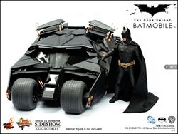 Picture of Batman Batmobile Tumbler Dark Knight Sixth Scale Hot Toys Figure