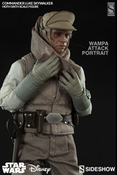 Picture of Star Wars Commander Luke Skywalker Hoth Empire Strikes Back Sixth Scale Figure