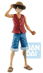 Picture of One Piece 20th Anniversary Masterlise Monkey D Luffy Figure