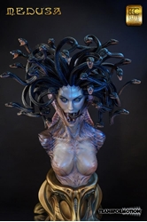 Picture of Medusa Elite Creature Bust