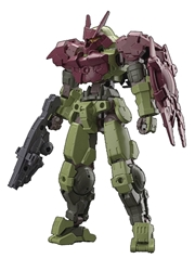 Picture of Close Combat Option Armor Portanova Dark Red 1/144 Model Kit