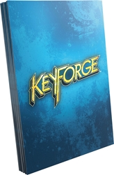 Picture of KeyForge Blue Logo Card Sleeve