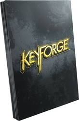 Picture of KeyForge Black Logo Card Sleeve