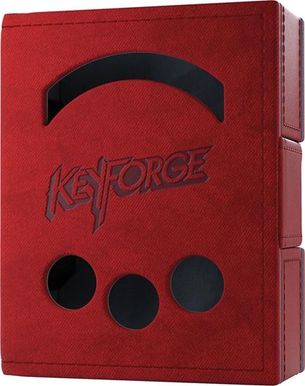 keyforgereddeckbook