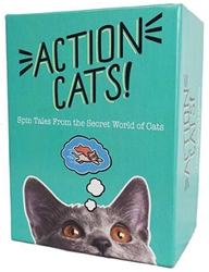 Picture of Action Cats! Card Game
