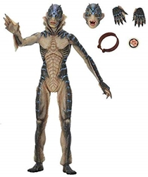 Picture of Shape of Water Amphibian Man Guillermo Del Toro Collection Figure