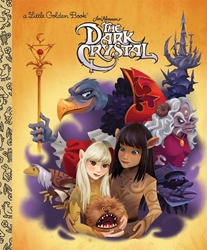 Picture of Dark Crystal Little Golden Book