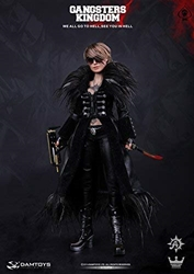 Picture of Gangster's Kingdom Spade 6 Ada DAMToys Figure