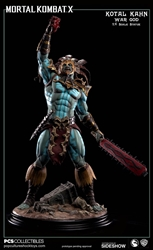 Picture of Mortal Kombat X Kotal Kahn War God PCS Collectibles Statue