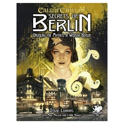 Picture of Call of Cthulhu RPG Berlin Wicked City