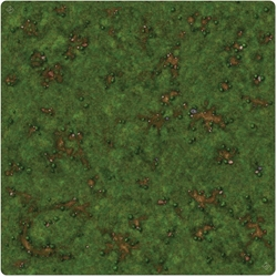 Picture of Runewars Miniatures Game Grassy Field Playmat